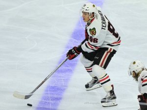 Losing Teravainen might make Kruger even more valuable (Amy Irvin / The Hockey Writers)