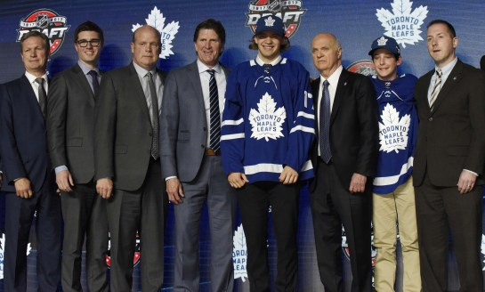 Leafs Sign Timothy Liljegren to Entry-Level Contract