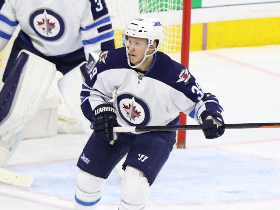 Toby Enstrom Winnipeg Jets