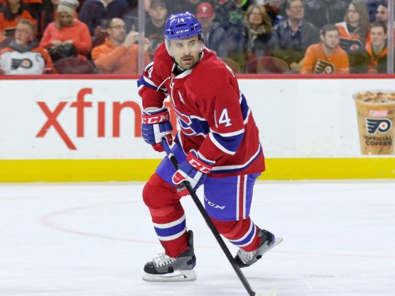 Montreal Canadiens forward Tomas Plekanec