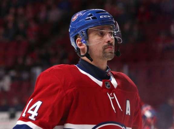 Ex-Montreal Canadiens forward Tomas Plekanec