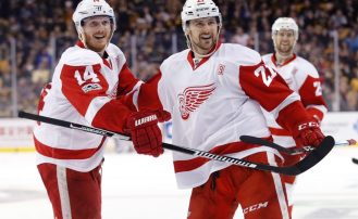 The Grind Line: Projected Red Wings Opening Night Roster