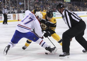 Spooner's faceoff numbers leave much to be desired. (Bob DeChiara-USA TODAY Sports)