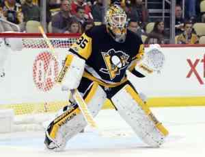 Tristan Jarry Penguins