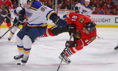 Blackhawks Rivalry History: The St. Louis Blues