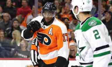 Should the Oilers Go for Wayne Simmonds?
