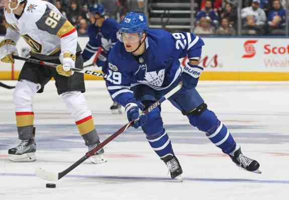 William Nylander, Toronto Maple Leafs