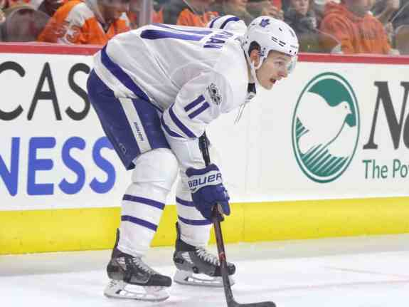 Zach Hyman Maple Leafs