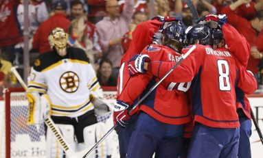 Preview: Capitals Welcome Bruins in Critical Matchup
