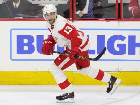 Pavel Datsyuk, KHL, Detroit Red Wings, SKA St. Petersburg