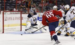 Preview: Capitals Look to Sweep Series Against Buffalo