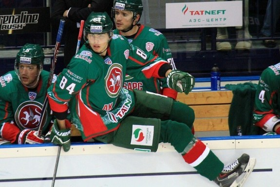 Ziyat Paigin, NHL, Edmonton Oilers