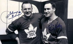 50 Years Ago in Hockey: 1965-66 Preview – Toronto Maple Leafs