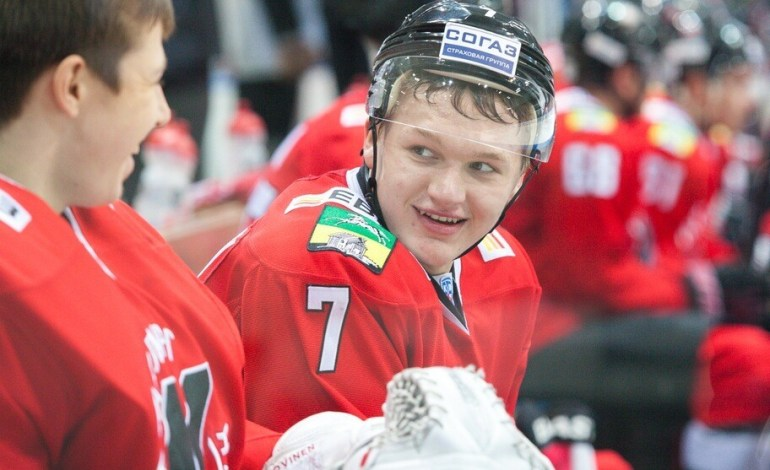 THW's List of Prospects in the KHL in 2017-18 season
