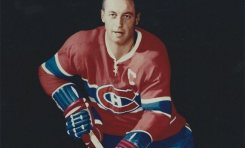 50 Years Ago in Hockey: Habs Crush Leafs; Gamble Hurt