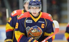 Dylan Strome Says He's Done with Junior Hockey