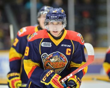 Dylan Strome, Erie Otters, OHL, OHL Playoffs