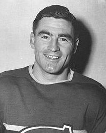 Former Hab Kenny Reardon is in LA with Maurice Richard.