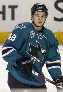 Tomas Hertl (Photo credit Zeke/THW)