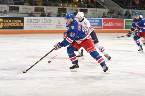 Adam Mascherin, Kitchener Rangers, OHL
