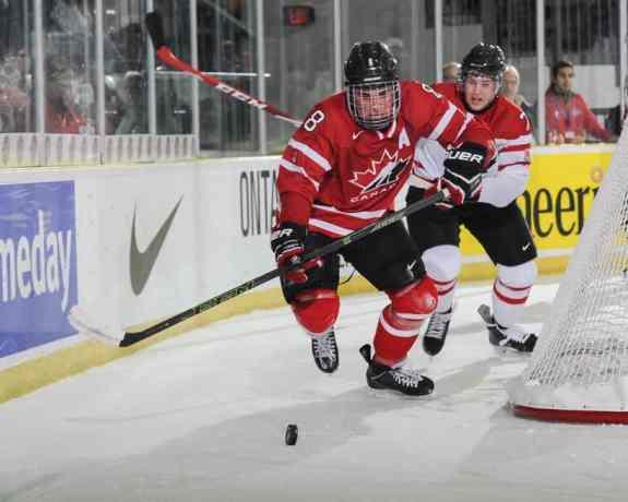 Dante Fabbro - Team Canada
