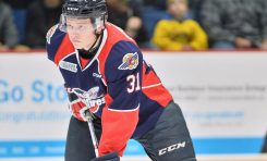 Spitfires Go Russian in CHL Import Draft