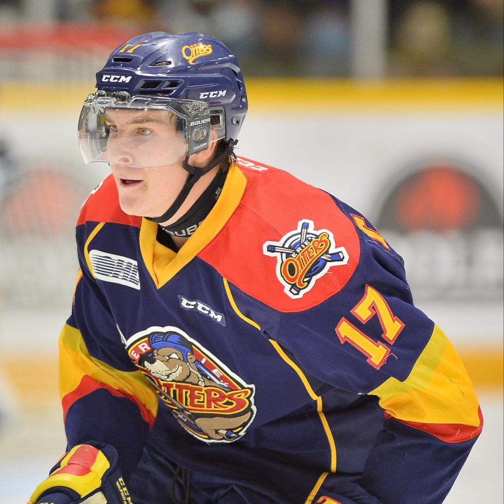 Updated 2016 nhl draft order - Taylor Raddysh Ohl Erie Otters