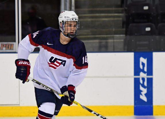 Josh Norris, NHL Draft, San Jose Sharks