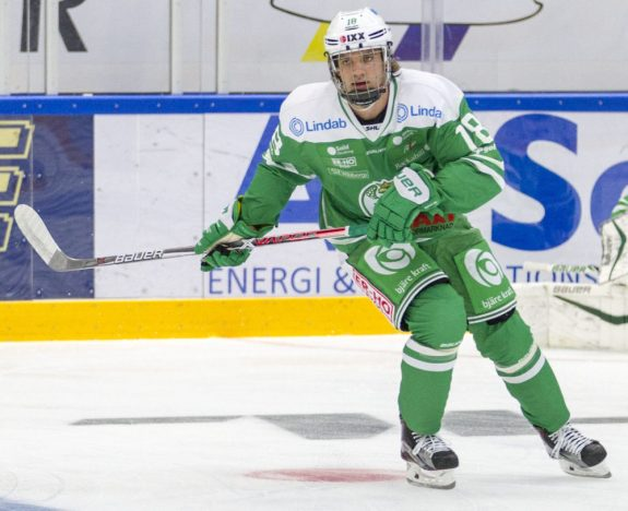 Timothy Liljegren, Toronto Maple Leafs, NHL Draft