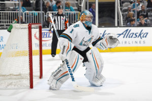 San Jose Barracuda winning streak has relied on Troy Grosenick