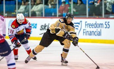 Pierre-Olivier Joseph – 2017 NHL Draft Prospect Profile