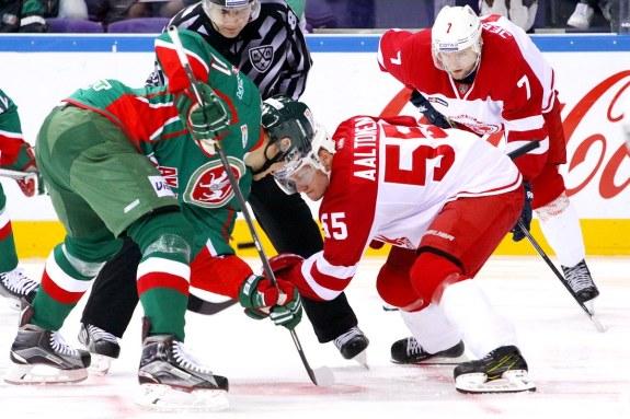 Miro Aaltonen, Toronto Maple Leafs, NHL