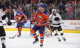 Condors Report: Oilers Continue Bakersfield Makeover