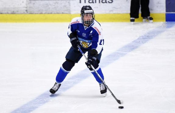 Michelle Karvinen Finland