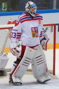 Pavel Francouz Czech Republic