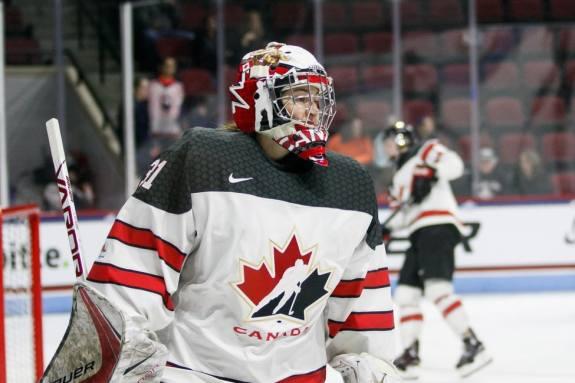 Genevieve Lacasse Team Canada