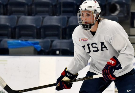 Hilary Knight Team USA