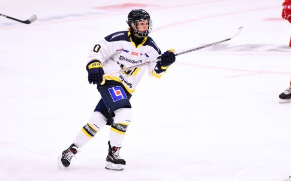 Sabrina Zollinger HV71 Jönköping