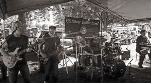 US Silver Dollar Band at the Hody @ Hody Bar and Grill in Middleton, WI | Middleton | WI | United States