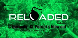RELOADED St Patrick's blow out @ Hody Bar and Grill in Middleton, WI | Middleton | WI | United States