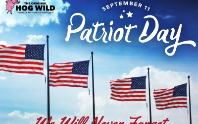 Tuesday, September 11, 2018 Daily Specials