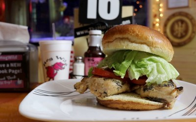 Original Hog Wild Chicken Breast Sandwich… Fall in Love Again!