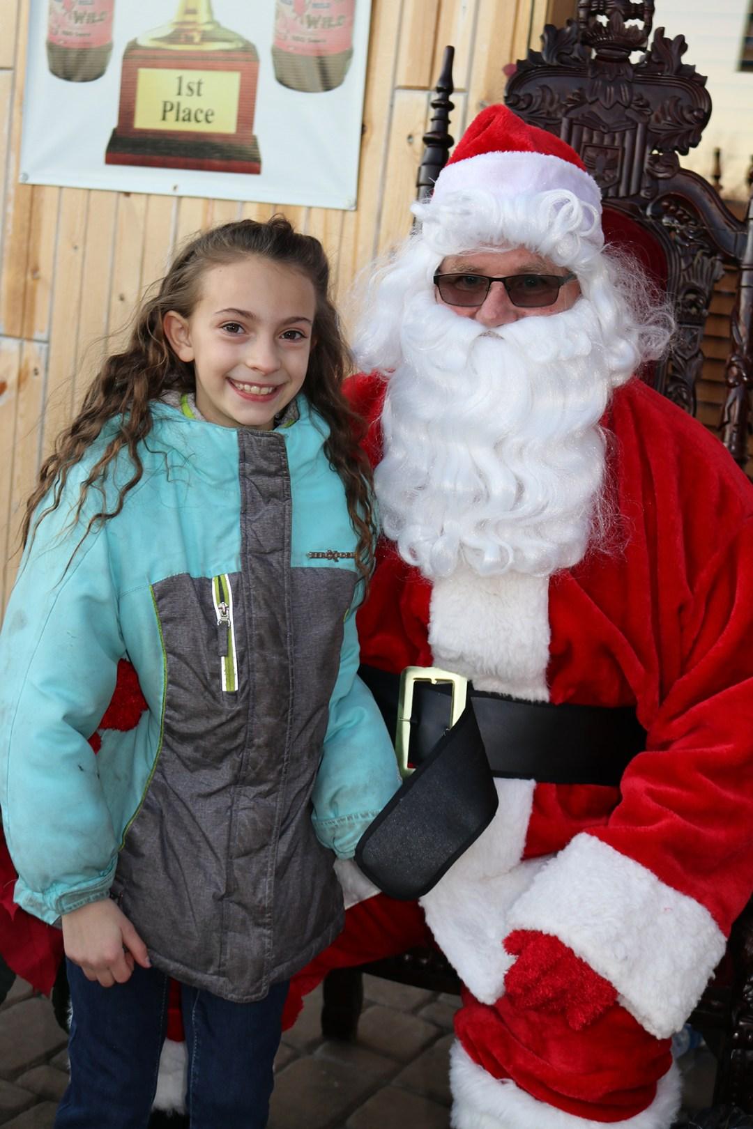 The Original Hog Wild Santa Visit 2019 12