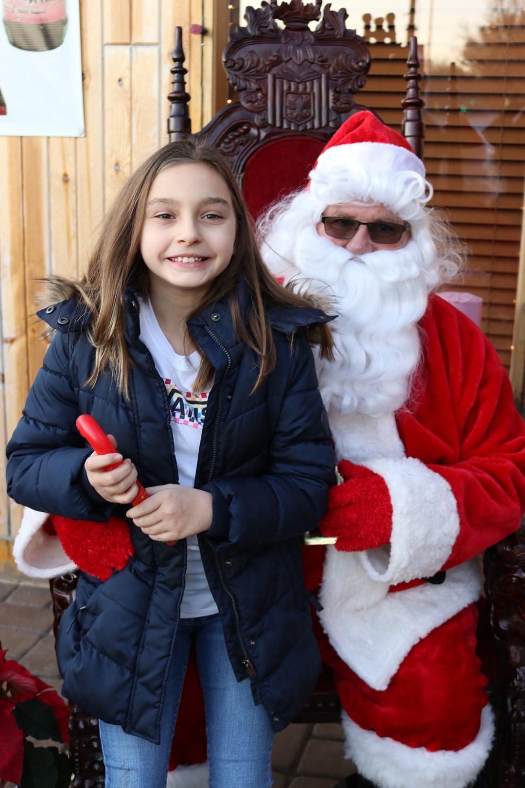 The Original Hog Wild Santa Visit 2019 17