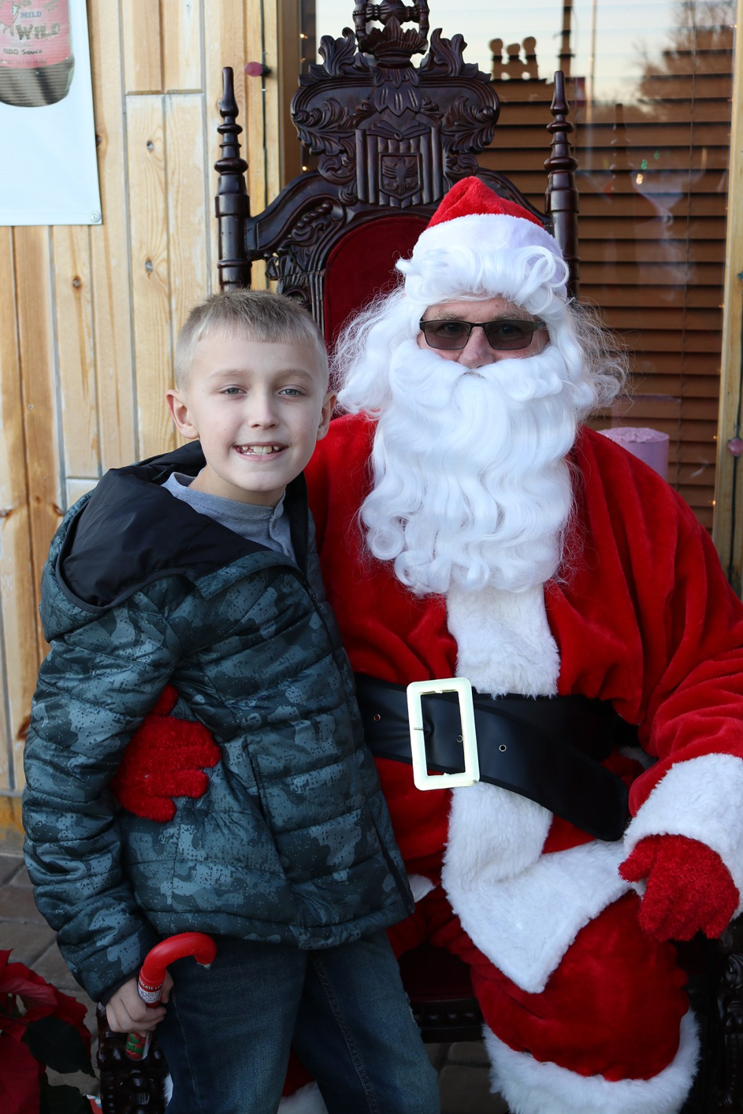 The Original Hog Wild Santa Visit 2019 18