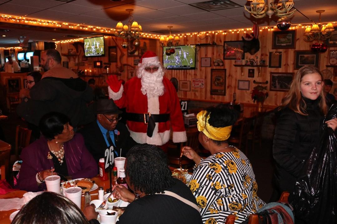 The Original Hog Wild Santa Visit 2019 5