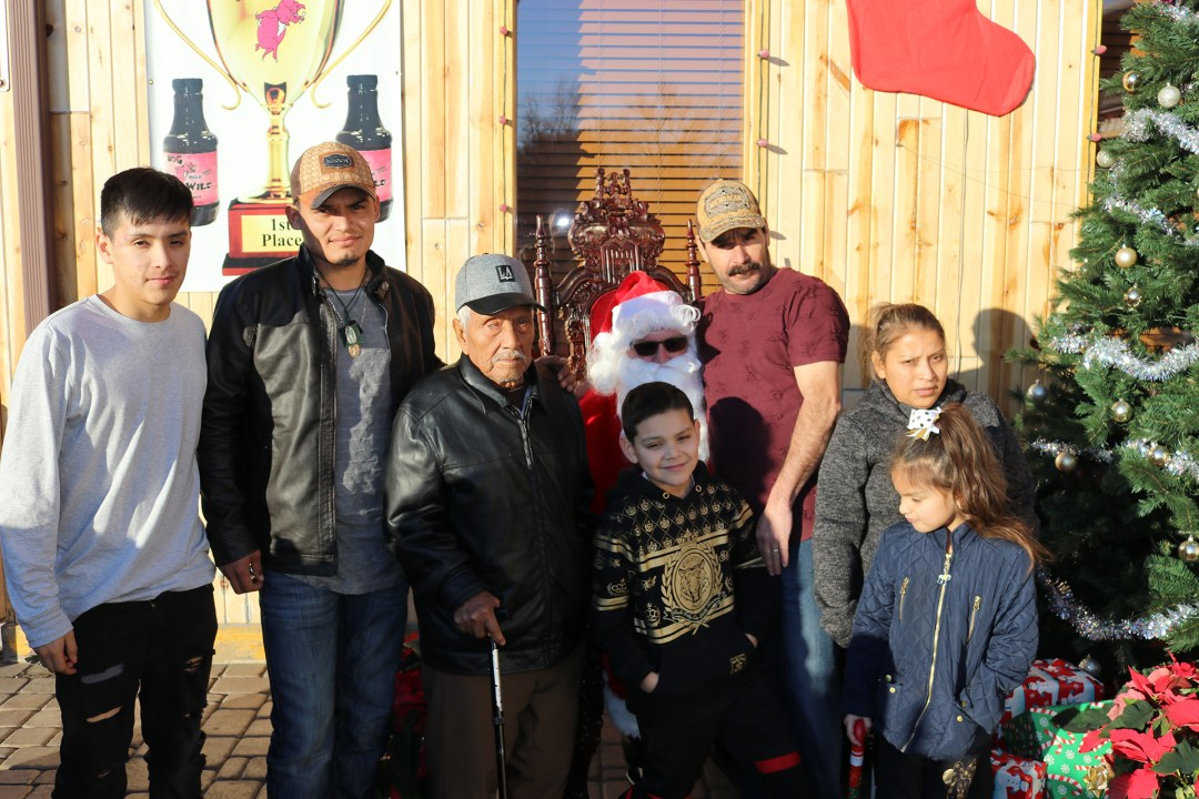 The Original Hog Wild Santa Visit 2019 50