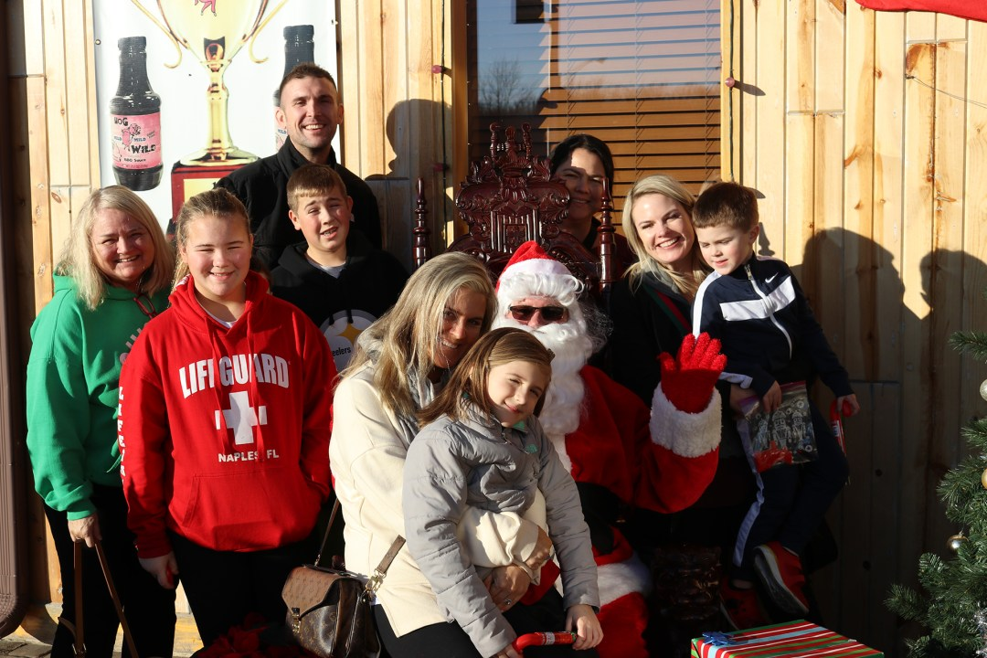 The Original Hog Wild Santa Visit 2019 58