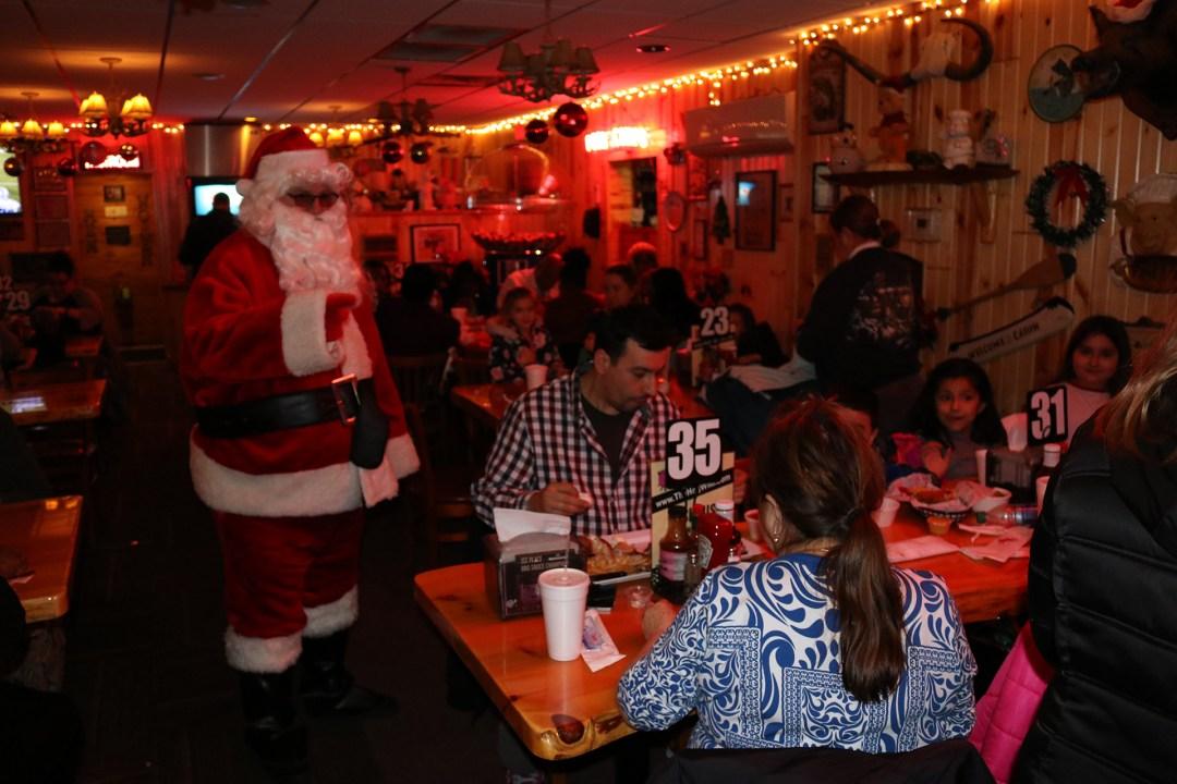 The Original Hog Wild Santa Visit 2019 6