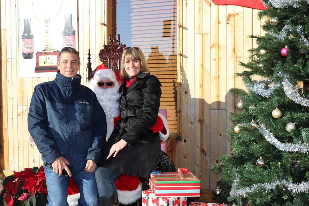 The Original Hog Wild Santa Visit 2019 61